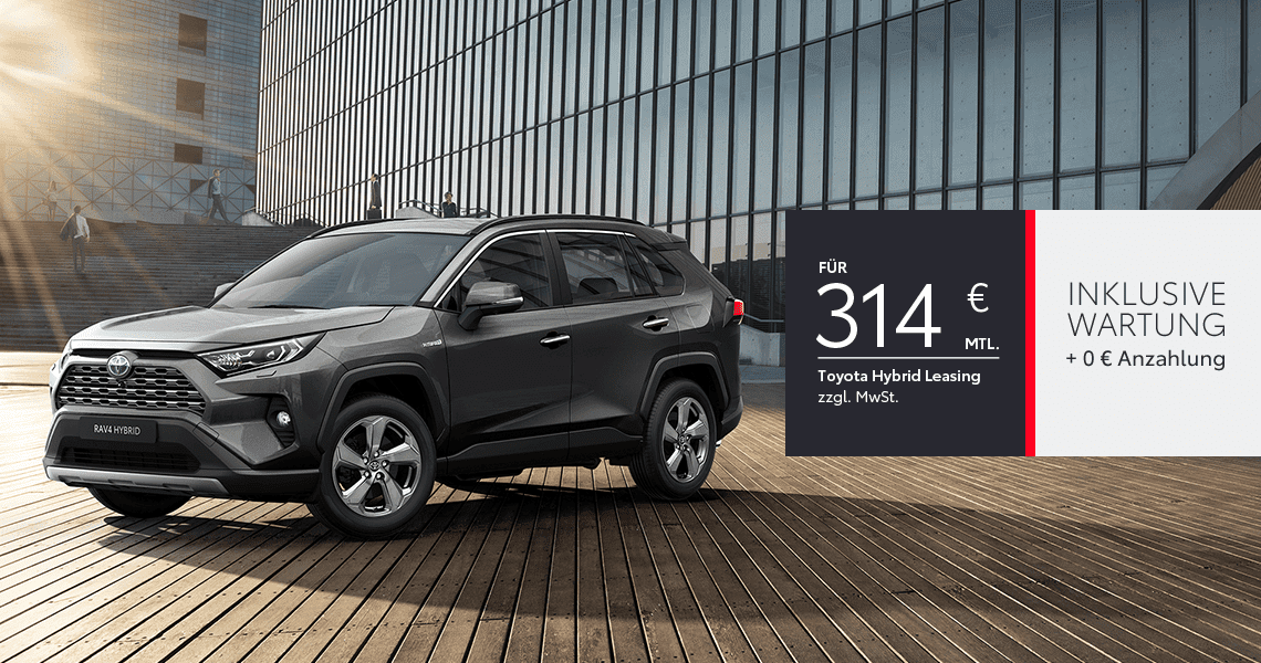 Toyota RAV4 Hybrid Business Edition
